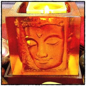 buddha candle j tamar stone