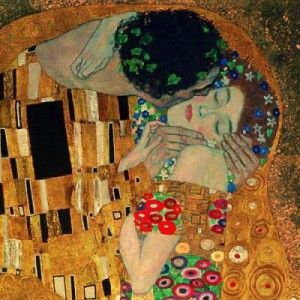 Klimt: The Kiss